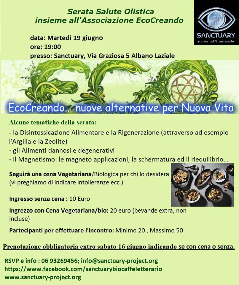 Eco Creando - EVENTO