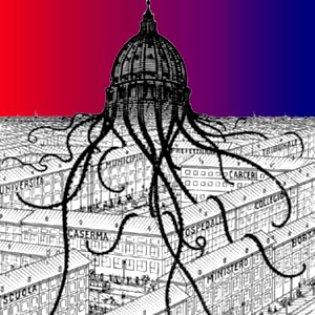 Il Vaticano ha invaso l'Italia Ennio Montesi