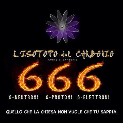 666 carbonio