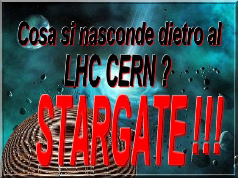 STARGATE CERN